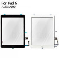 Touch Screen Digitizer Replacement for iPad 6 6th Gen 2018 A1893 A1954 Assembly