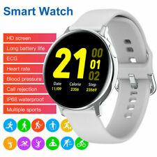 Bluetooth Smart Watch Heart Rate Monitor Bracelet Call Reminder for Samsung LG