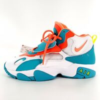 Nike Air Speed Turf Athletic Baseball Shoes Youth Boys 6 Mango BQ9632 New
