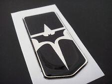 93-02 Chevrolet Camaro Z28 SS RS Front Bumper Emblem BATMAN Chrome Black