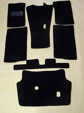 DATSUN 311 ROADSTER FRONT AND REAR 1965-1970 BLACK LOOP CARPET CRAZY  PRICE
