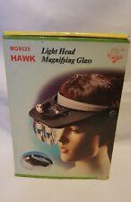 Hawk Light Head Magnifying Glass