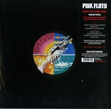 PINK FLOYD WISH YOU WERE HERE (REMASTERED) VINILE LP 180 GRAMMI NUOVO SIGILLATO
