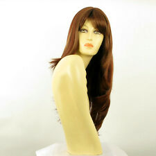 length wig for women brown copper wick light blond and red ref: WENDY 33h PERUK