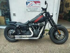 Harley-Davidson FAT BOB FXDF 103 1690 2014 Custom