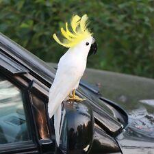 Feather Birds Craft Birds Christmas Toy Home Garden Thanksgiving Decor #5