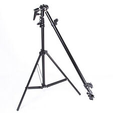 PRO Studio Photo Holder Bracket Swivel Head Reflector Disc Arm Support 24-47""