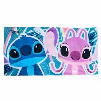 Disney new Lilo and Stitch Stitch Beach Towel Bath Towel 75cm*150CM Large Gift