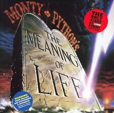 Sealed MONTY PYTHON - Meaning of Life CD (2006 Remastered Version, bonus Songs)