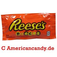 12x Reese's Pieces USA bunte Erdnussbutter Kugeln (Americancandy)