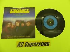 """The Rolling Stones get out of my cloud / play with fire 45 Record Vinyl Album 7"""""""