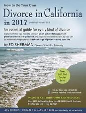 How to Do Your Own Divorce in California In 2017 : An Essential Guide for...