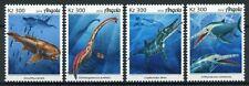 Angola Dinosaurs Stamps 2019 MNH Prehistoric Water Animals Ichthyosaurus 4v Set