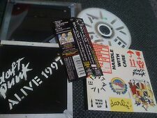 Daft Punk / alive 1997 /JAPAN LTD CD OBI sticker