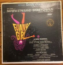 BARBRA STREISAND FUNNY GIRL SVAS-2059 VINYL RECORDS LP