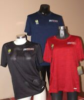 USPS LOGO EMBROIDERED Tek Gear Athletic T-Shirt The Dry-tek Tee Wicking Stretch