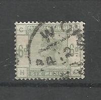 Großbritannien, Königin Victoria Nr. 79 gestempelt