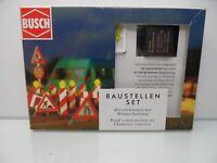 Busch 5937 - H0 - Baustellen-Set - 14-16 V - TOP/OVP - #8348