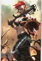 CHASTITY #1 KENDRICK KUNKKA LIM VIRGIN VARIANT LIMITED TO 500 NM