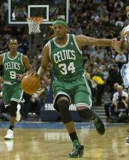 Paul Pierce Boston Celtics UNSIGNED 8X10 Photo (A)