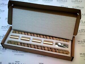 Morgan Hardened Chrome King Pin Kit (inc lube bolts & fixings)