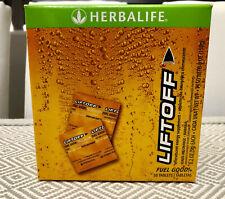 NEW Herbalife Liftoff - ENERGY SUPPLEMENT 30 Tablets - IGNITE-ME Orange