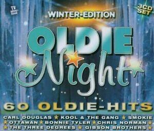 Oldie-Night-Winter Edition (2003) Kool & The Gang, Village People, Lind.. [3 CD]