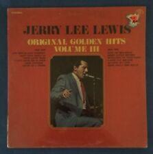 "JERRY LEE LEWIS - ""Original Golden Hits  II""  (Sun Records # 128)  SEALED LP"