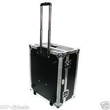Flight Road hard case  for Allen & Heath MixWizard WZ 16:2 Laptop Shelf