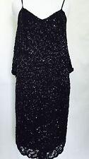 AllSaints Sequin Formal Prom  Dress. NWT Black. Retails $360 Size 2