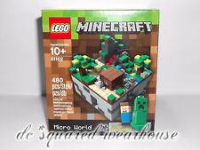 Lego Minecraft 21102 Original 480 pcs Retired Set New