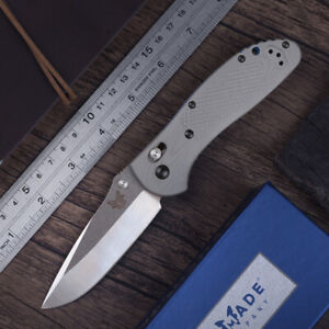 Best Quality 550-1 Axis Lock Outdoor Tactical Pocket Folding Edc Tools Knife