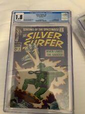 silver surfer 2 cgc 1.8