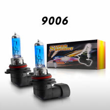 2X 9006 HB4 Halogen Light Bulb 100W 6000K Super White Directly Replacement