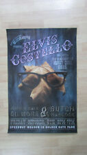 Elvis Costello Hardly Strictly Bluegrass Poster 2003 San Francisco #6