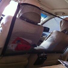 Autonetz Auto Rücksitz Barriere Schutznetz Sicherheitsnetz Trennnetz Hund1
