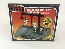 brand new star wars return of the jedi jabba dungeon playset red box