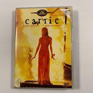 Carrie (DVD, 2004) 1978 film John Travolta Sissy Spacek Region 4