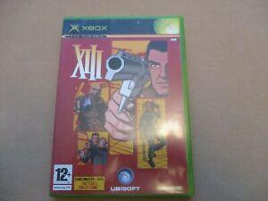 XIII (Microsoft Xbox, 2003) - By Ubisoft