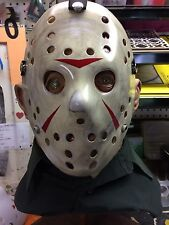 Jason Part 3 Hockey Mask, Accurate Paint Job!