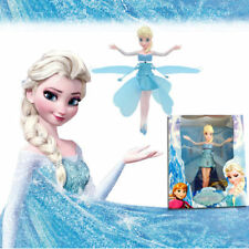 Princess Flying Fairy Elsa Fairy Girls Doll Best Birthday Gift Interactive Toy