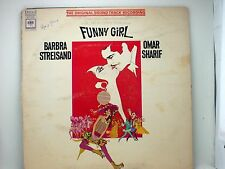 Funny Girl Barbra Streisand Sound Track  Gatefold  LP