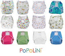 Popolini PopoWrap Überhose für Stoffwindeln wie Mullwindel Prefold XS S M L XL