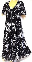 TS dress TAKING SHAPE EVENT-WEAR plus sz XXS / 12 'Painterly Petals' NWT rrp$250