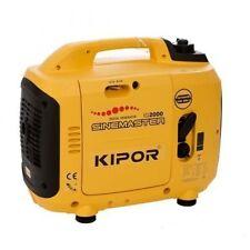 Kipor IG2000p Pure sinewave petrol generator. Free fly lead