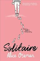 Solitaire, Paperback by Oseman, Alice, Brand New, Free P&P in the UK