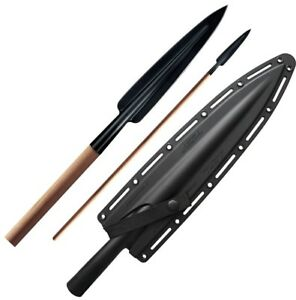 Cold Steel Assegai Spear SK-5 Medium Carbon With Long American Ash Shaft 95ES