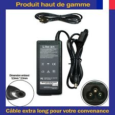 65 W Advent Monza T100 T200 G74 N1 N2 N3 Compatible Ordinateur Portable AC Adaptateur Chargeur