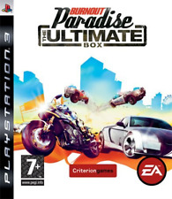 PS3-Burnout Paradise: The Ultimate Box /PS3  (UK IMPORT)  GAME NEW
