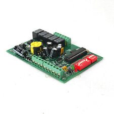Universal Indoor RS485 Decoder Board For CCTV PTZ Camera System